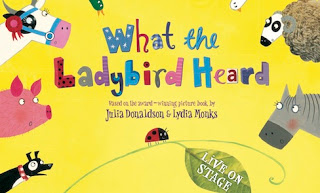 """What the Ladybird Heard"" at the Pavilion Theatre"