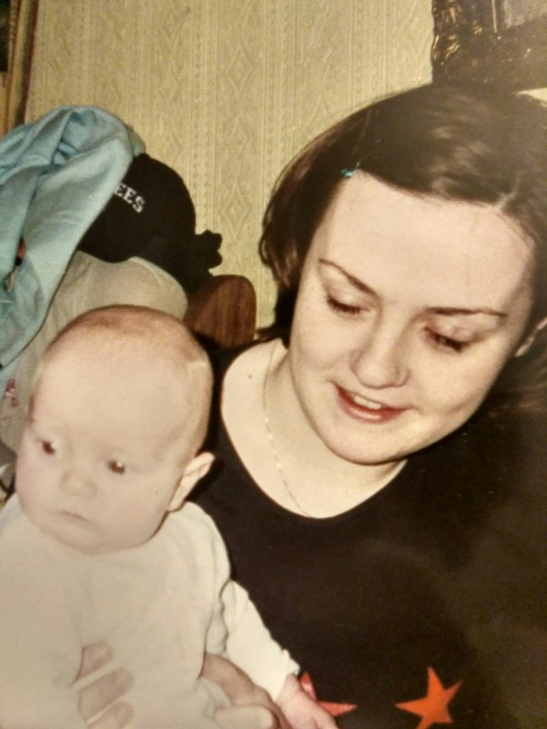 Parenting In My Shoes I Was A Teenage Mum