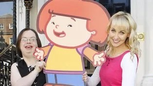 Down Syndrome character stars in RTE cartoon