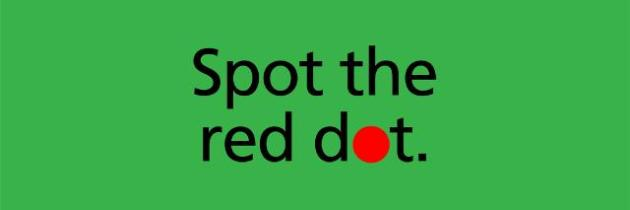App review: Spot the dot