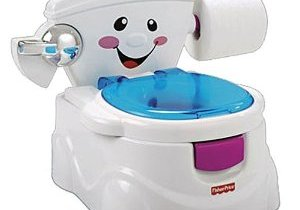 Toddler-led Toilet Training