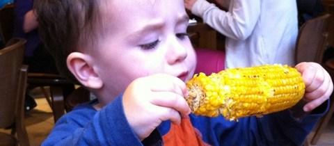 Wordless Wednesday: My corn!