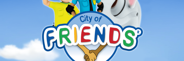 App review: City of Friends