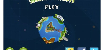 App review: Smashing Planets