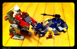 Wednesday Window: Discovering Lego