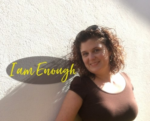 i am Enough cover image