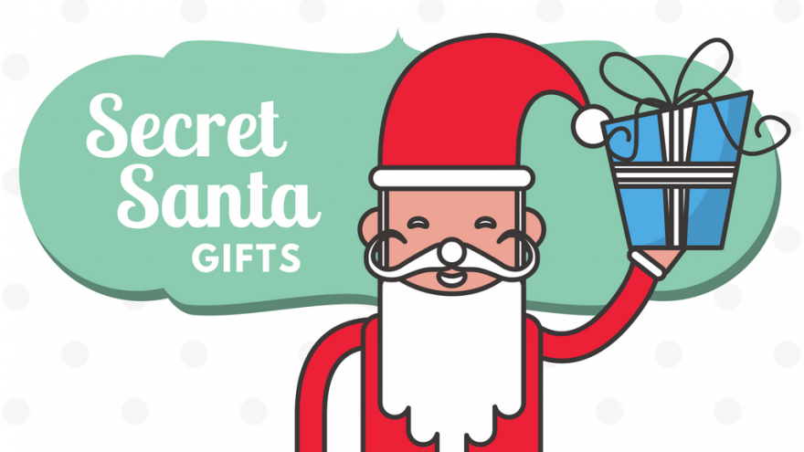 SECRET-SANTA Christmas gifts