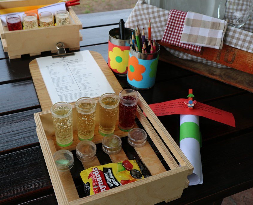 Middelvlei kids pairing plus activity page