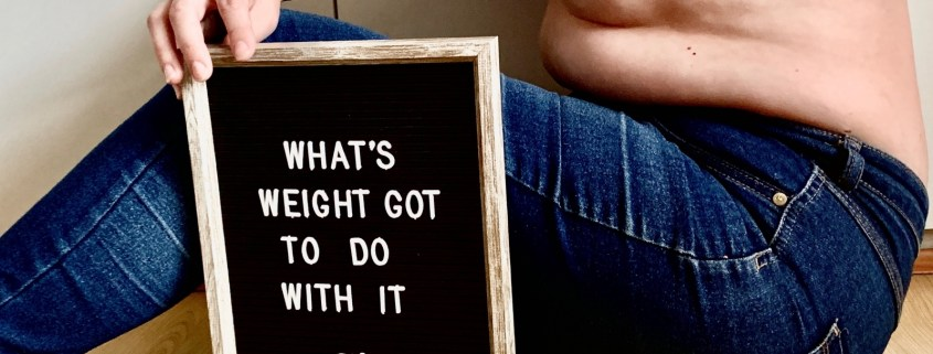 what's weight