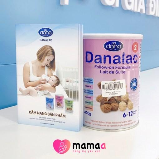 sữa non Danalac