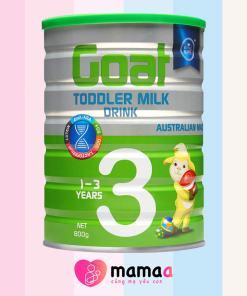 Sữa dê hoàng gia Úc Royal Ausnz Goat Toddler Milk Drink 3