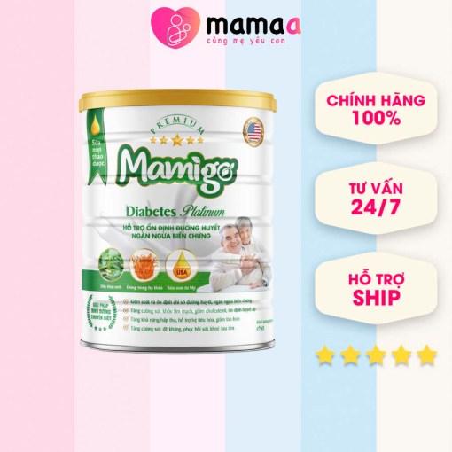 Sữa non tiểu đường Mamigo