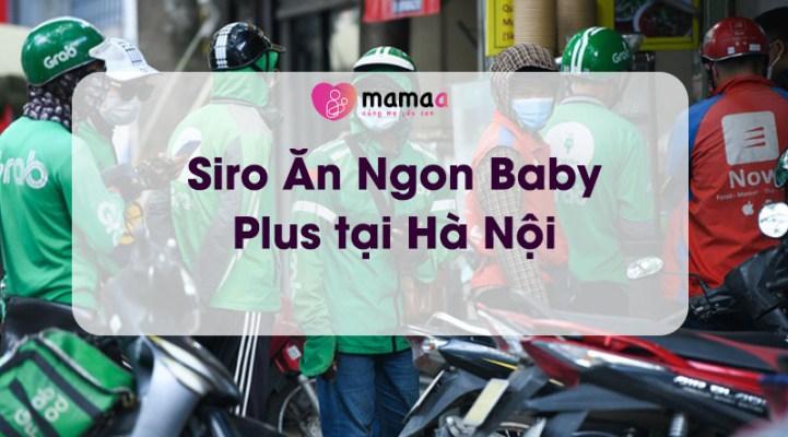 siro baby plus tại hà nội