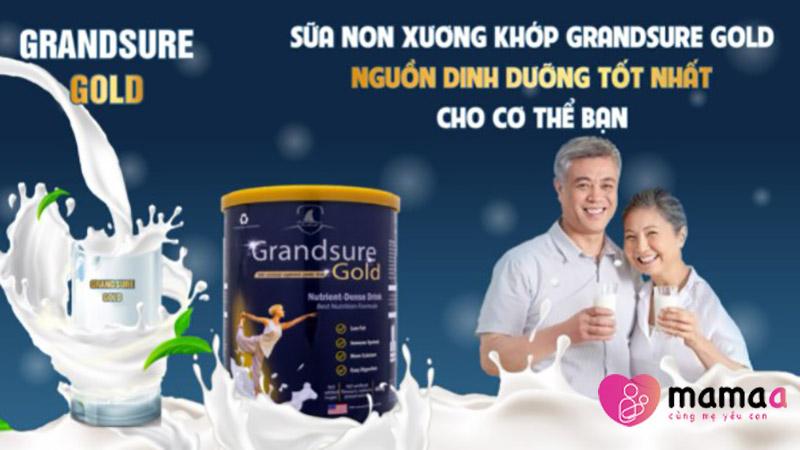sữa non Grand sure Gold