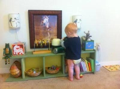 the montessori bedroom | mama & baby love