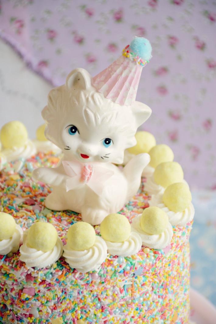 kitty cake 5