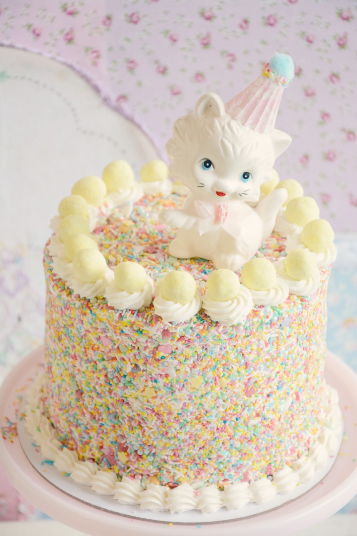 kitty cake 7