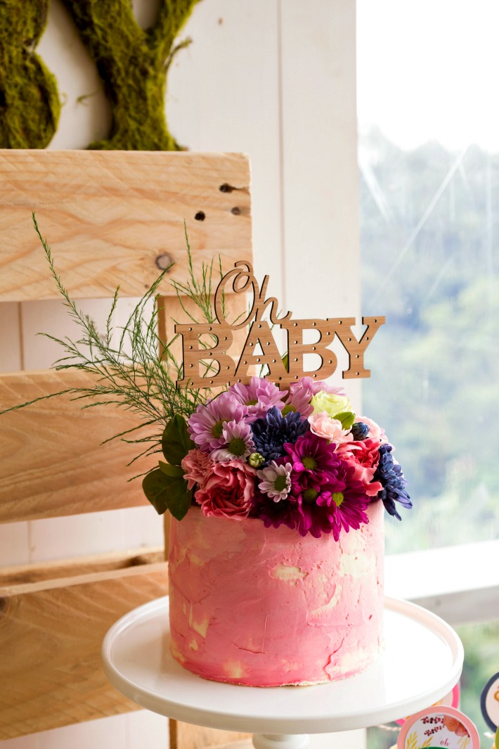 On baby showers & becoming a grandmother {Part 1}