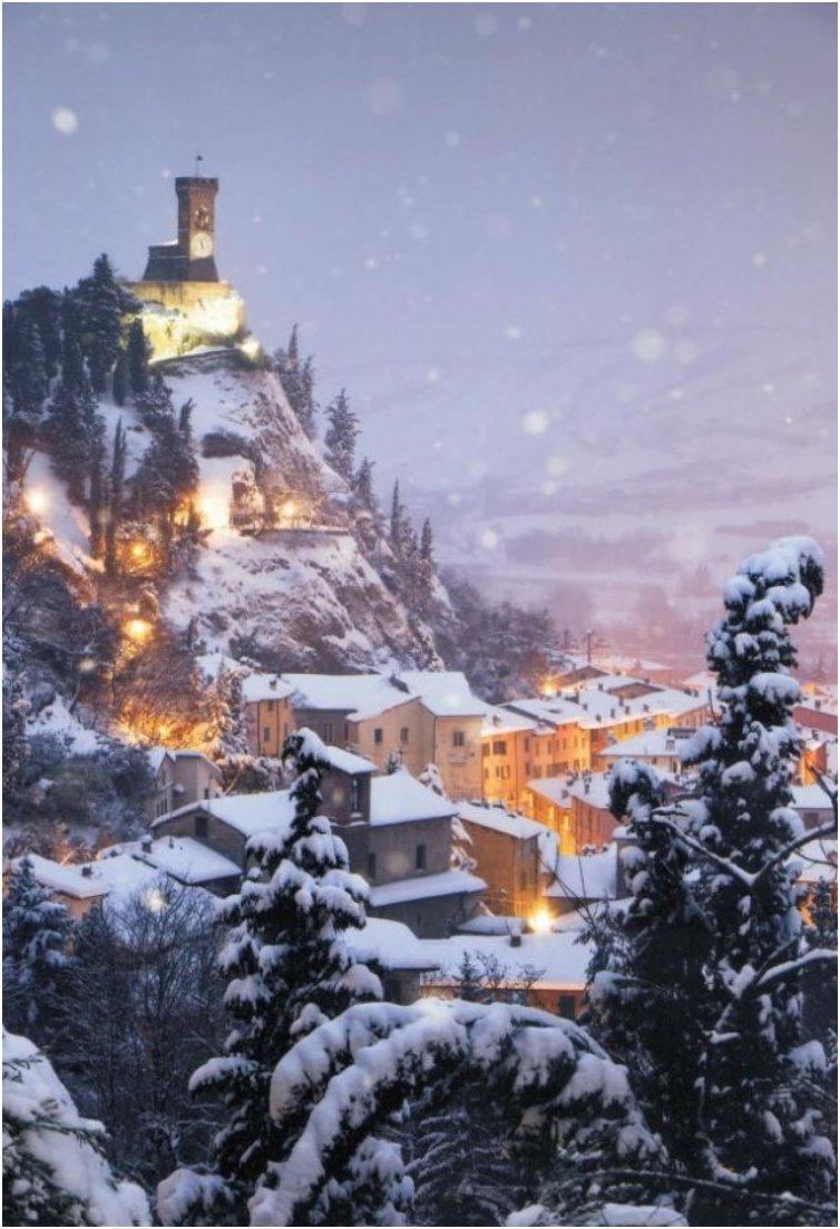 27 Wonderful Winter Wonderland Holiday Destinations