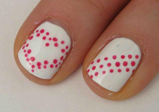 25 Valentine S Day Nail Art Ideas Working As A Wonderful Reminder Of Love Cute Diy Projects