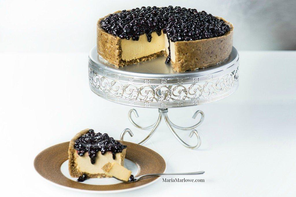 Definitely the Healthiest Cheesecake You Will Ever Make