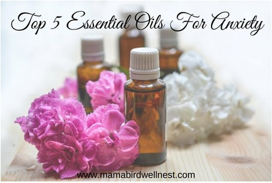 Top 5 Essential Oils for Anxiety