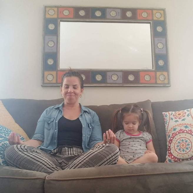 mommy and me meditation