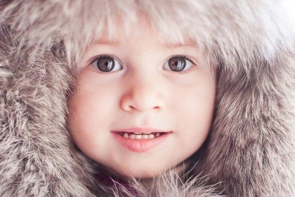 Как одевать ребенка зимой - MAMABOOK — найкращий ...