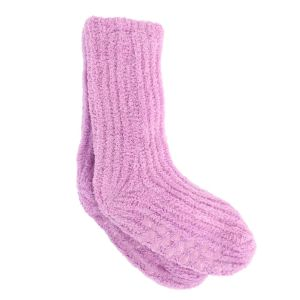 Slumbies Slumber Sleeper Socks Purple