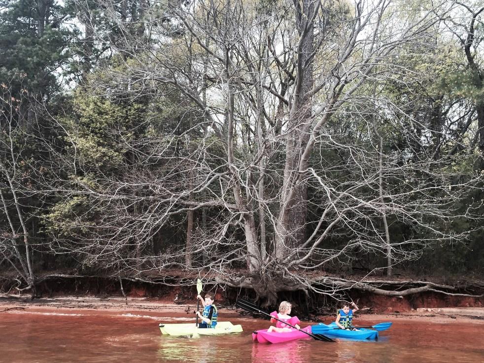 Kayaking - Plath