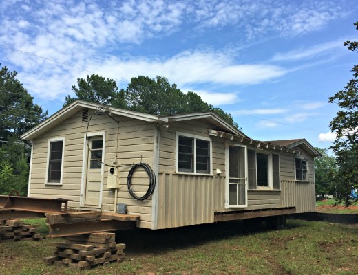 House at the Lot - House Mover