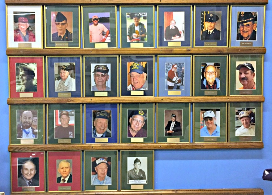Veteran Wall of Honor