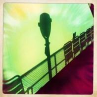 View finder shadow