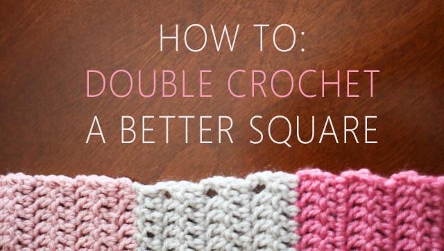 Double Crochet Hack Mamachee