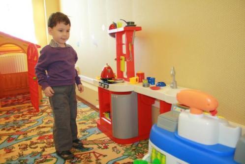 детская кухння
