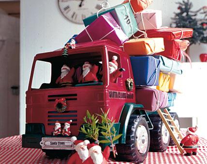 календарь ожидания для сына грузовик