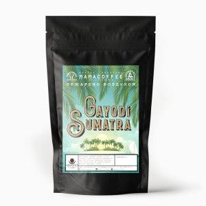 Кофе свежей обжарки Cуматра Гайоди Такенгон- Мамакофе - Санкт-Петербург