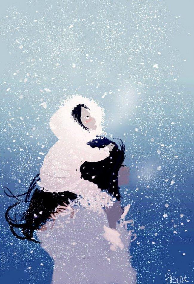 La începutul vieții lui, copilul este o prelungire a sufletului matern.