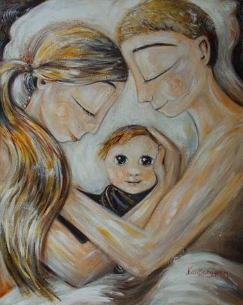 Liniștiți copilul când e mic, ca să știe cum să se liniștească singur când va fi mare