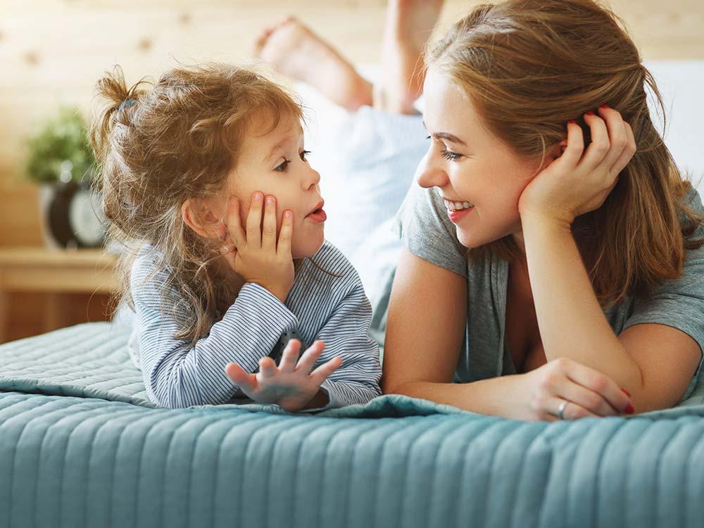 Conversații cu copiii... la cinci dimineața