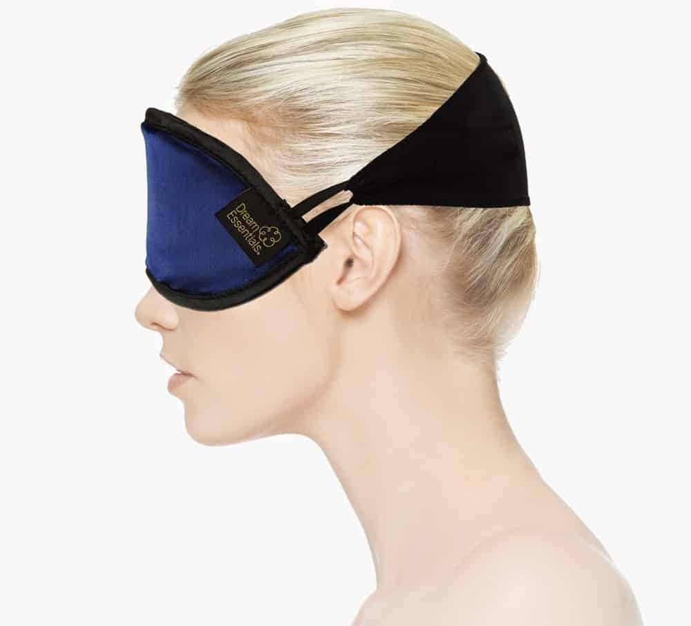 Luxury Sleep Mask with Sleep Serum and Ear Plugs Review +