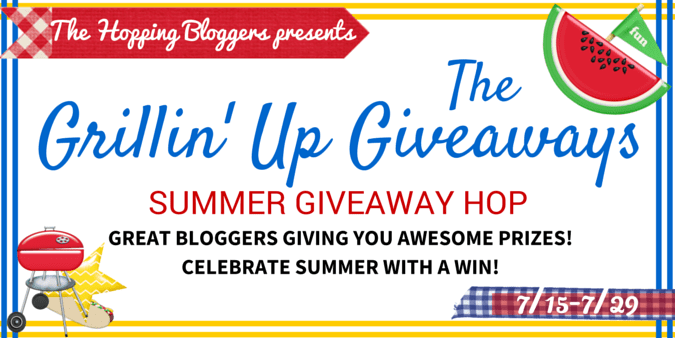 Grillin' Up Giveaways Feature