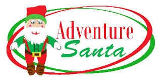 Making memories with #AdventureSanta