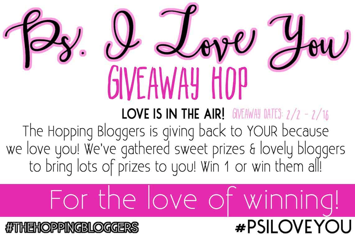 Carnival in a cup! #BBR #Giveaway #PSILoveYou