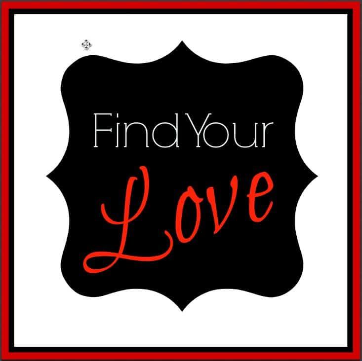 #BehindTheBlogger Find Your Love