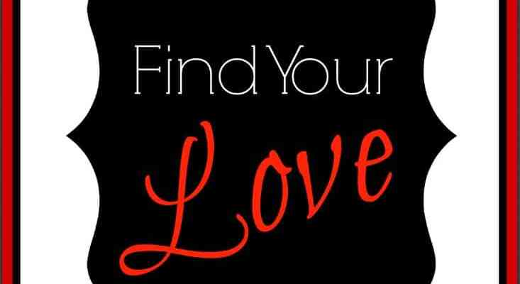 #BehindTheBlogger Find Your Love