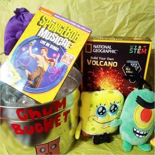 Spongebob the musical