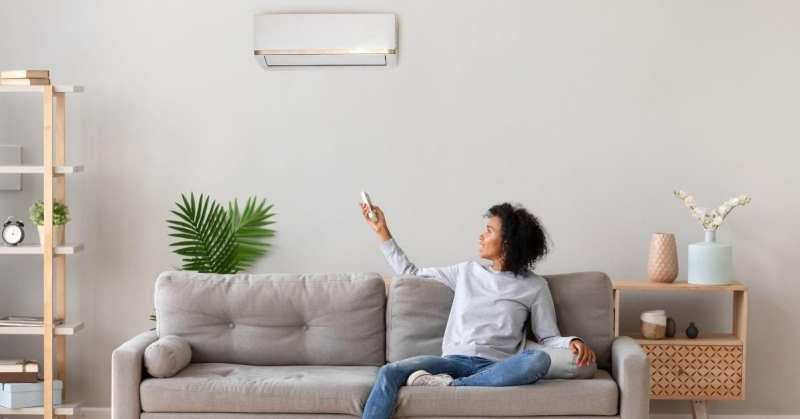 keep your house cool