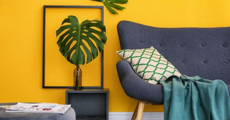 Quick and Colorful Ways To Change Your Room