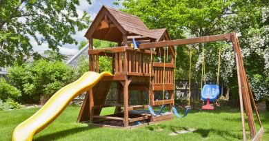 How To Make Your Yard Safer for Children